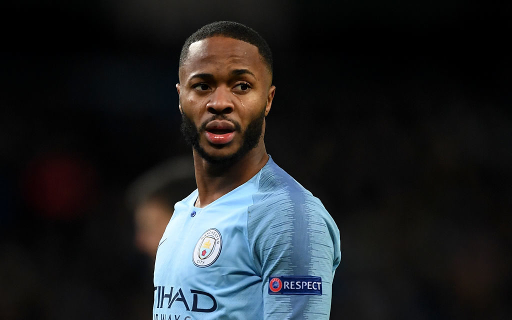Raheem Sterling left Liverpool for Manchester City five years ago.