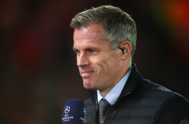 Jamie Carragher has urged Liverpool to sign a defender in the January transfer window.