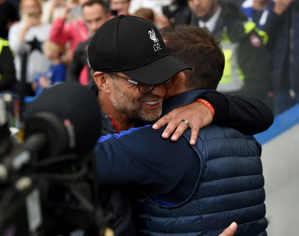 Jürgen Klopp may be robbed of a perfect season by Frank Lampard.