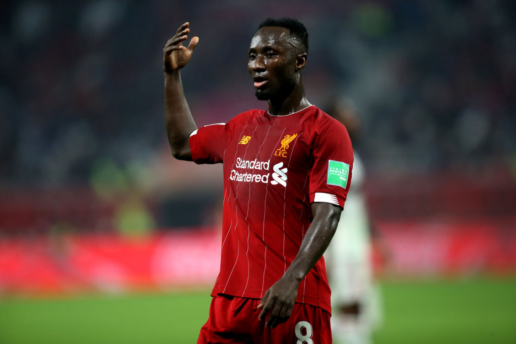 £48m star remains Liverpool's only transfer enigma