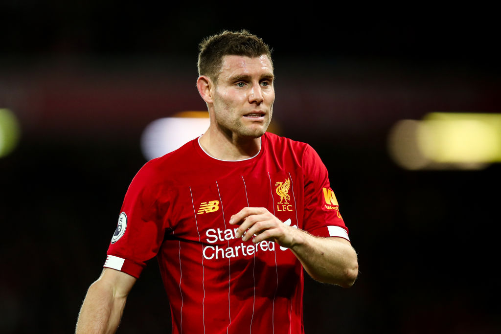 James Milner didn't even play in his reported 'favourite moment ...