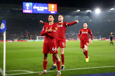 Trent Alexander-Arnold has said he would rather play with Jordan Henderson than Lionel Messi or Cristiano Ronaldo.