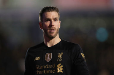 Real Betis reportedly want to sign Liverpool goalkeeper Adrian.