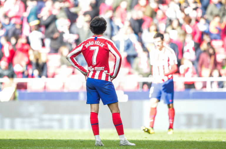 Jürgen Klopp has admitted he is wary of Joao Felix.