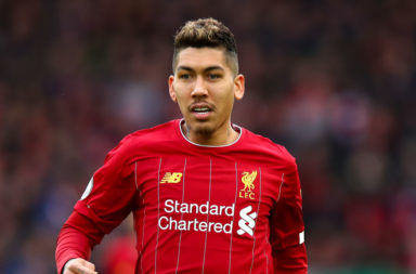 Roberto Firmino was in brilliant form against Southampton.