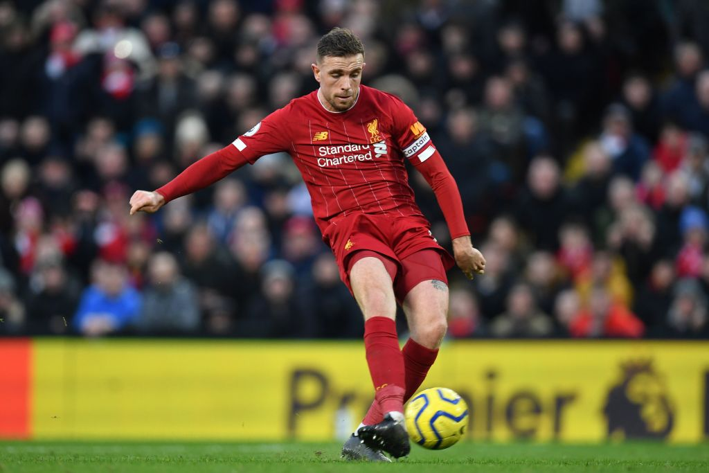 Liverpool defender Robertson: Henderson deserves Player of the Year award