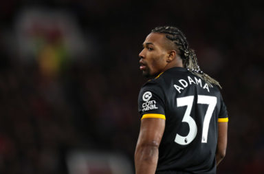 Liverpool target Adama Traore has been offered to Juventus.