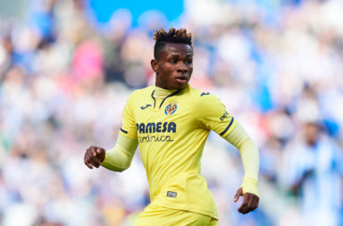 Liverpool reportedly bid for Samuel Chukwueze last month.
