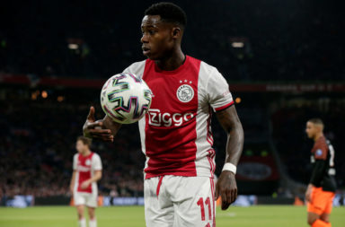 A report in Russia has linked Liverpool with a move for Quincy Promes of Ajax.