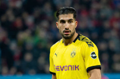 Emre Can is off to a flyer with a wonder goal for Borussia Dortmund.