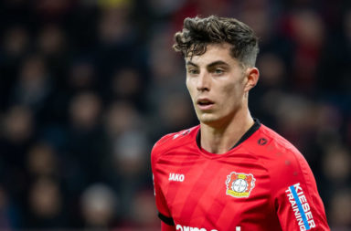 Liverpool are reportedly 'desperate' to sign Kai Havertz.
