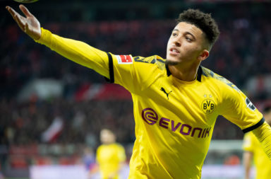 Jadon Sancho reportedly wants a move to Liverpool ahead of Manchester United.