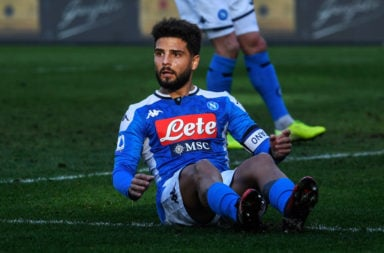 "Lorenzo Insigne has claimed Napoli are ""Liverpool's bogeyman""."
