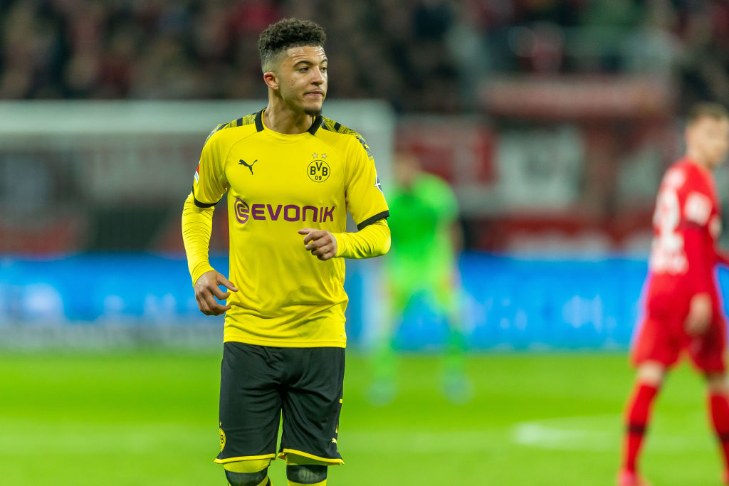 Liverpool missing out on Jadon Sancho to Manchester United would be no disaster.