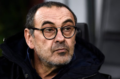 Maurizio Sarri has hit Jürgen Klopp with praise and an accusation.