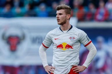 The agent of Timo Werner is talking with two Italian clubs.