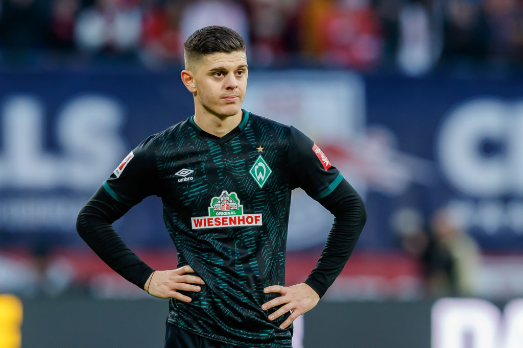 Reports in Germany have linked Liverpool with a move for Milot Rashica of Werder Bremen.