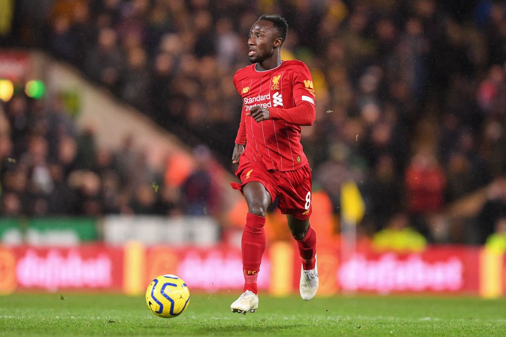 Jürgen Klopp has insisted that Naby Keita needs a run of games in the side.