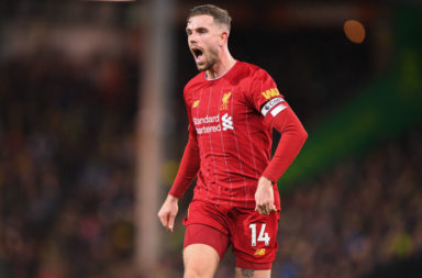 Jordan Henderson has talked up the virtues of the Premier League winter break.