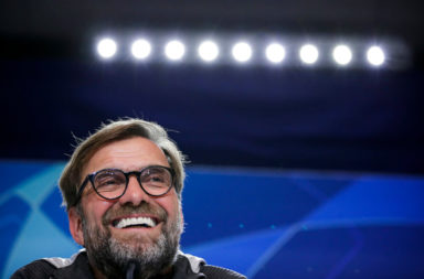 Jürgen Klopp has admitted that Diego Simeone was the better footballer of the pair.