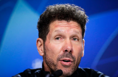 Diego Simeone has said that Atletico had an 'unfair' advantage due to the away goal rule.