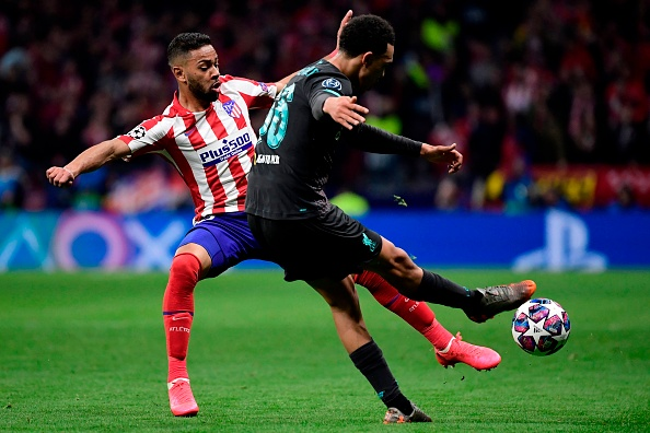 Alexander-Arnolds crossing was poor against Atletico.