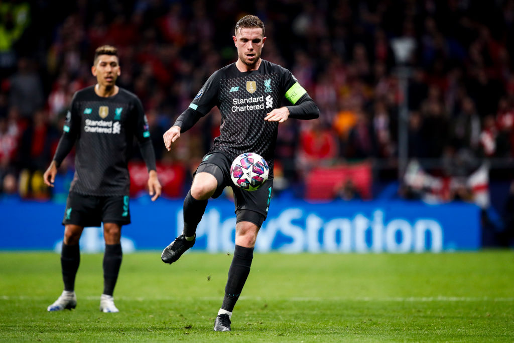 Ferdinand and Crouch drool over player Liverpool are 'lucky to have'
