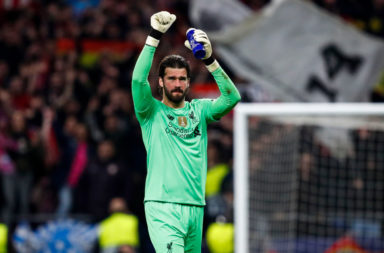 Alisson is the best goalkeeper in the world, Ederson proved it last night.