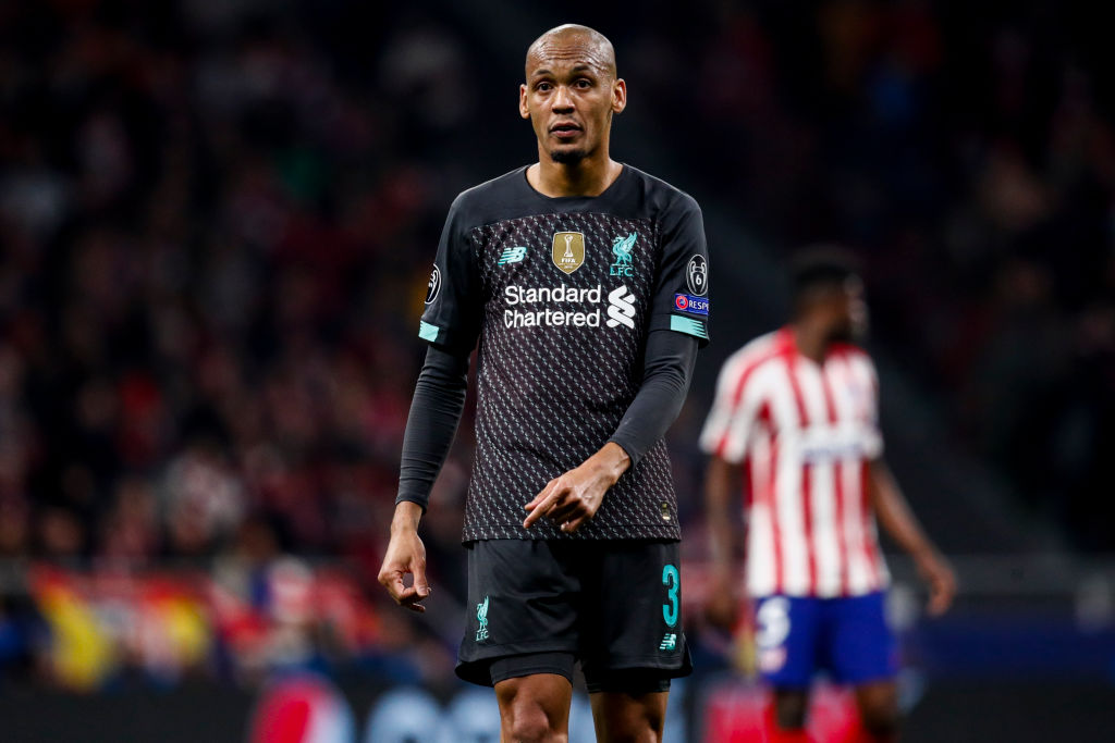 Fabinho needs to rediscover post December form in the absence of Jordan Henderson