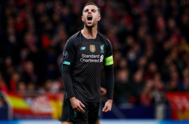 Jordan Henderson has revealed the 'simple' reason Liverpool will bounce back after their Atletico Madrid defeat