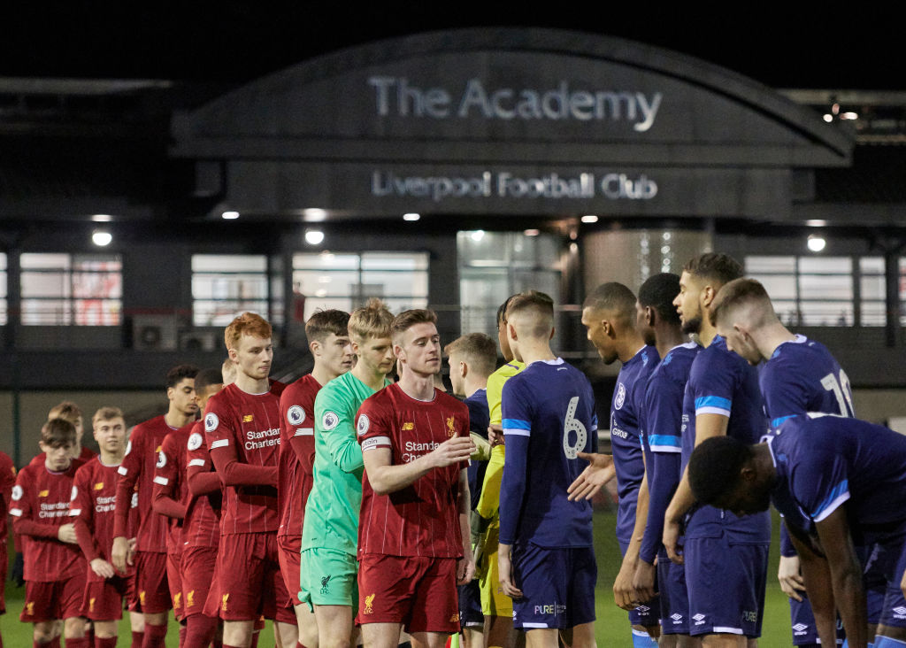 Three things you may have missed as Liverpool U23s win again