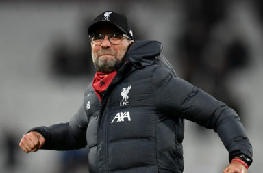 Jurgen Klopp has instilled brilliant game management at Liverpool.