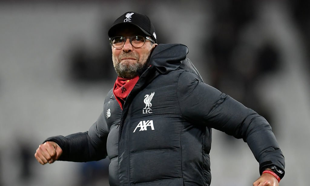 Jurgen Klopp has instilled incredible game-management at Liverpool; stat sums it up