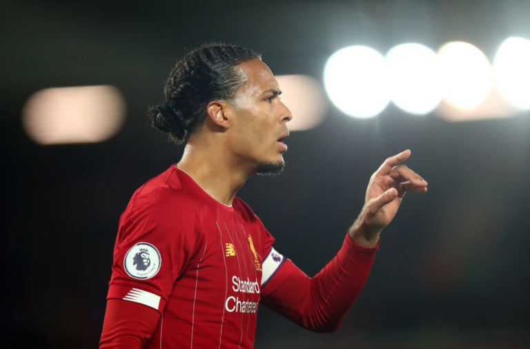 Liverpool should look at keeping Virgil van Dijk on as a coach when he retires from playing.