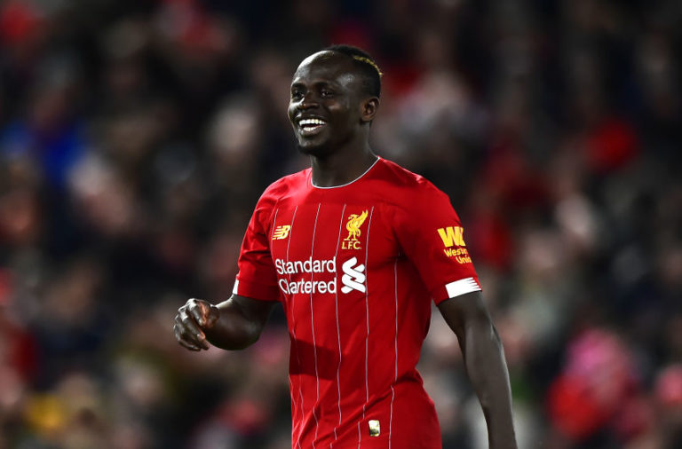 Sadio Mane scored the winner against West Ham United.