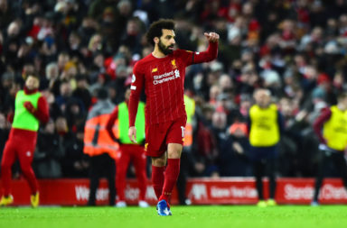 Reports in Spain have claimed that Real Madrid are plotting a move for Mo Salah.