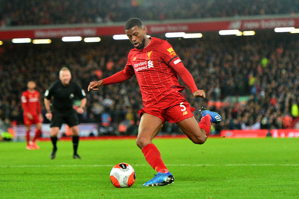 Our view: Liverpool can drop goal scorer for home games