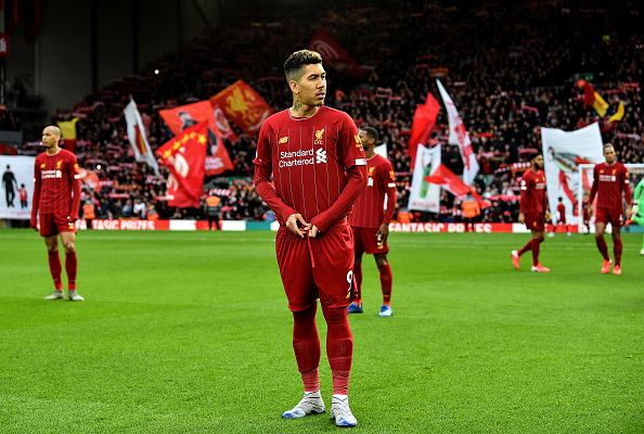 Roberto Firmino was arguably the standout player against Southampton.