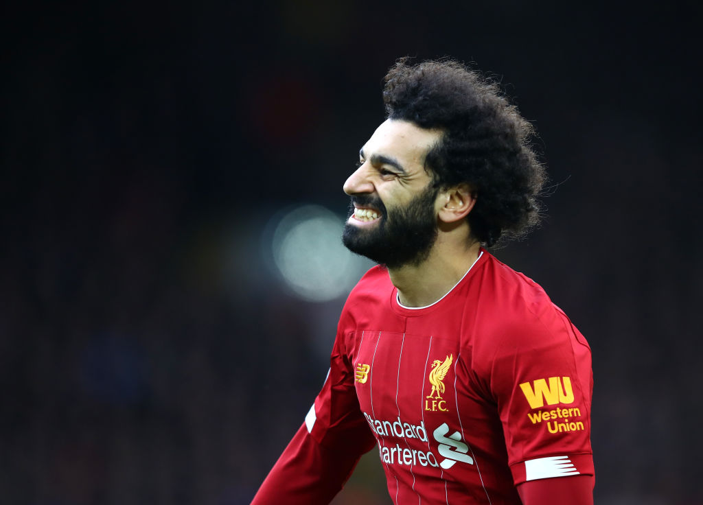Mo Salah Olympic involvement up to player and Liverpool, says Egypt coach