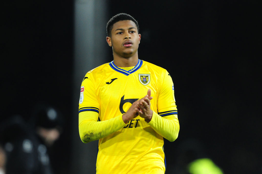 Liverpool should let Swansea keep Rhian Brewster for another season if they win the playoffs.