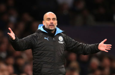 Pep Guardiola has described Liverpool as 'unstoppable'.