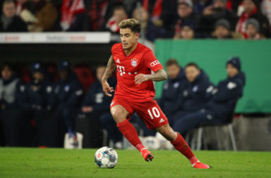 Philippe Coutinho could be key to Liverpool landing Kai Havertz.