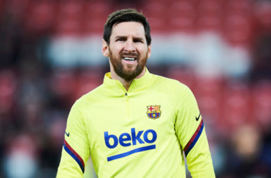Lionel Messi moving to Manchester City wouldn't bother Liverpool.