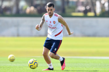 Dani Ceballos has revealed that he turned down Liverpool before joining Arsenal.