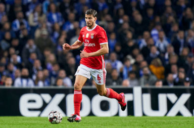 Liverpool are reportedly tracking Benfica duo Ruben Dias and Carlos Vinicius.
