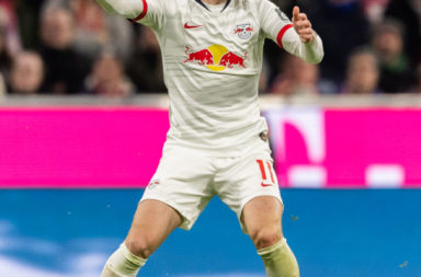 If Liverpool sign Timo Werner then he could rekindle his partnership with Naby Keita.