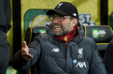 Jurgen Klopp's Liverpool may only be their best in the Champions League this season.