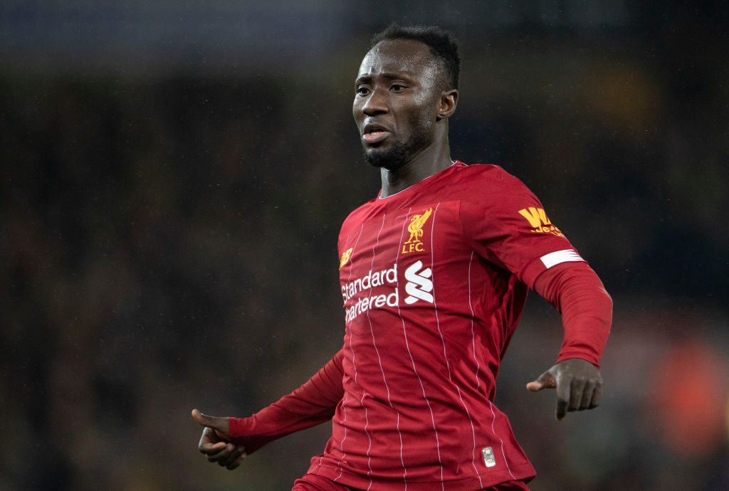 Naby Keita will be crucial to LIverpool beating Atletico Madrid.