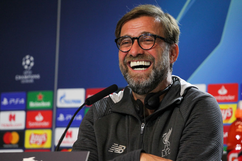 'One of the best': Jurgen Klopp lauds managerial counterpart ahead of long-awaited first meeting