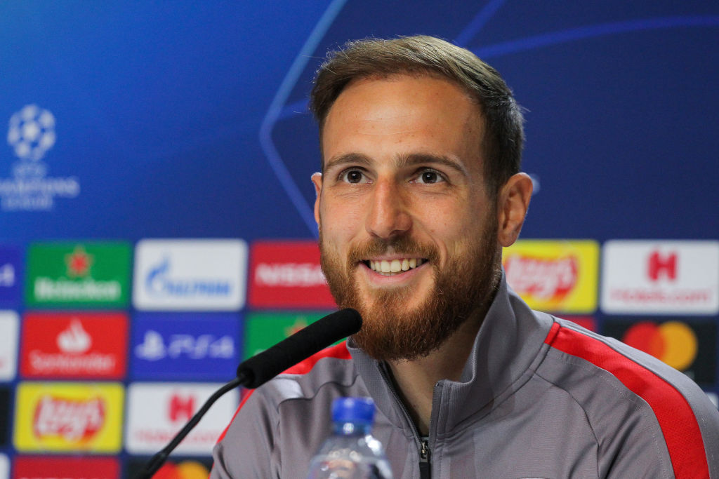 Jan Oblak lauds Liverpool attacking trio ahead of Atletico clash